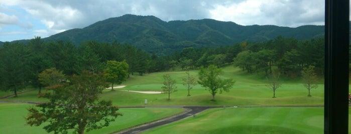 かさまフォレストゴルフクラブ is one of ゴルフ場(茨城).