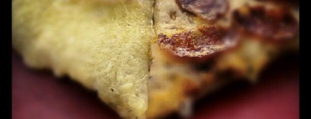 La Pizza del Pecado is one of Restaurantes.