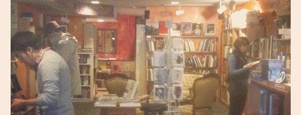 Salamander Used Books is one of Art, Books, Music, And More.