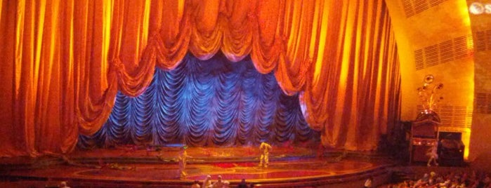 Zarkana by Cirque du Soleil is one of New York.