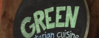 Green Vegetarian Cuisine At Alon is one of Food.
