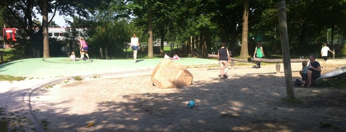 Speeltuin Meerpark is one of Op stap met klein.