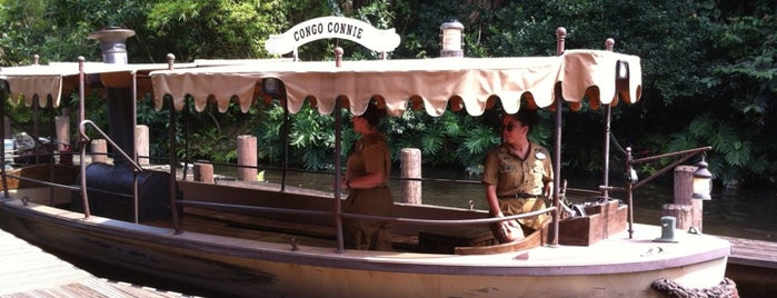 Jungle Cruise is one of Magic Kingdom Guide by @bobaycock.
