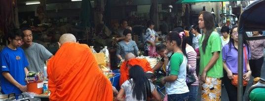 Wat Khaek Market is one of Enjoy eating ;).