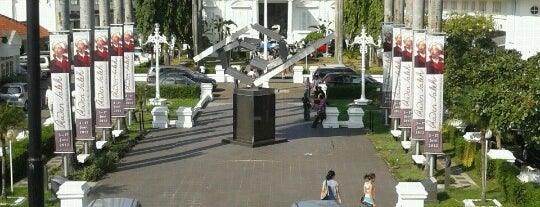 Galeri Nasional Indonesia is one of Enjoy Jakarta 2012 #4sqCities.