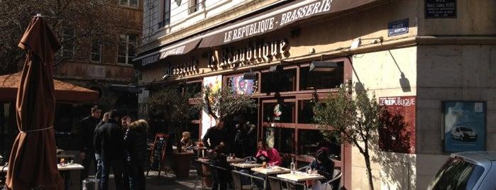 Le République is one of Bars.