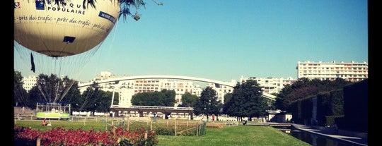 Parc André Citroën is one of Parcs & Jardins de Paris.