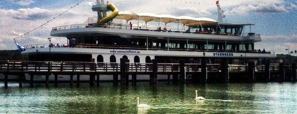 Starnberger See is one of MUC Kultur & Freizeit.