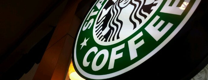 Starbucks is one of Must-visit Coffee Shops in Singapore.