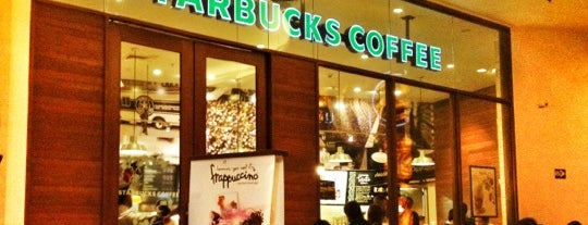 Starbucks Coffee is one of Starbucks Philippines.