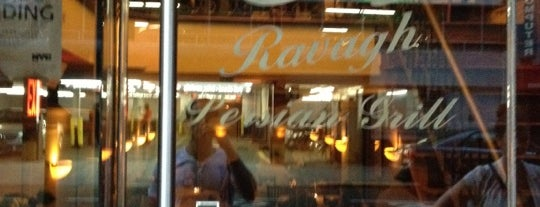 Ravagh Persian Grill is one of Flatiron Schmancy Sitdown Lunches.