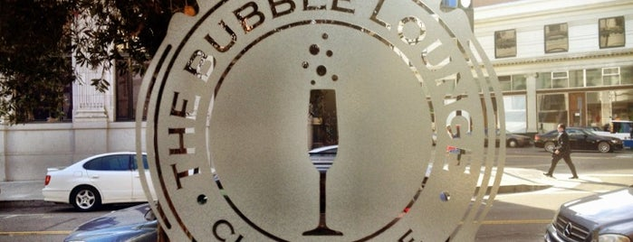 The Bubble Lounge is one of 100 New Places To See In 2012.