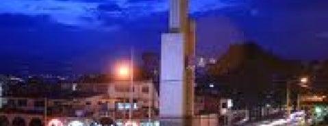 Obelisco de los Italianos is one of Plazas, Parques, Zoologicos Y Algo Mas.