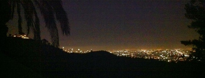 Mt. Hollywood is one of La serenity.