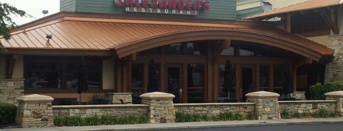 J Alexander's Restaurant is one of Princess' Tampa Hot Spots!.