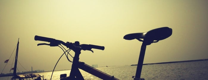 Taman Impian Jaya Ancol (Ancol Dreamland) is one of Enjoy Jakarta 2012 #4sqCities.