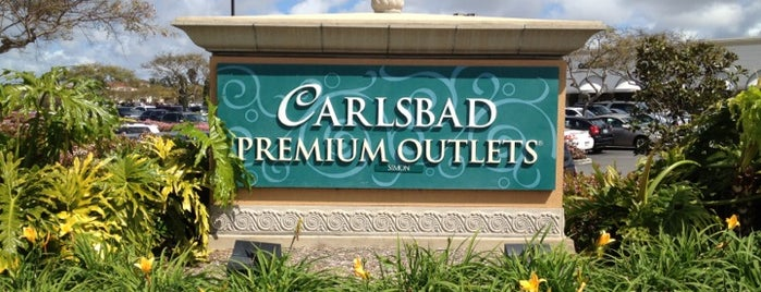 Carlsbad Premium Outlets is one of Los Angeles.
