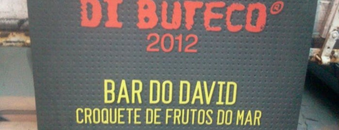 Bar do David is one of Rio de Janeiro's best places ever #4sqCities.