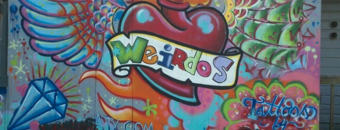 Weirdo's is one of Clubs, Pubs & Nightlife in ATX.
