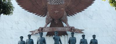 Lubang Buaya is one of Museum dan Monumen di Jakarta.
