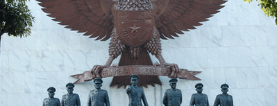 Lubang Buaya is one of Enjoy Jakarta 2012 #4sqCities.