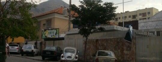 Clube Esportivo e Recreativo Dos Securitários is one of Ruas e Cidades.