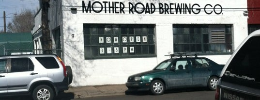 Mother Road Brewing Company is one of Northern Arizona Micro-Breweries.