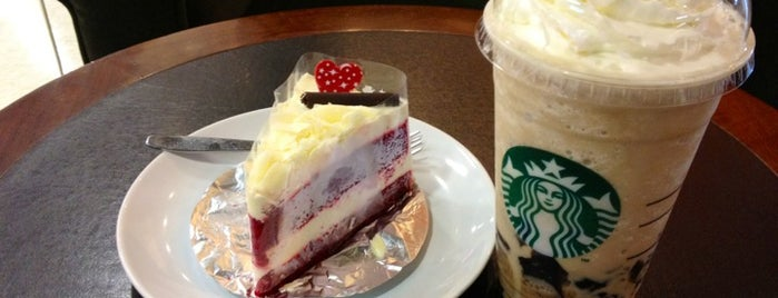 Starbucks is one of All-time favorites in Thailand.