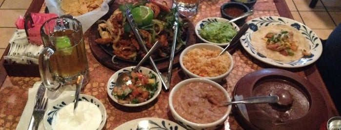 La Mexicana is one of Houston Press - 'We Love Food' - 2012.