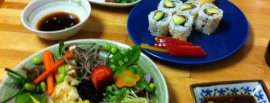 Cha-Ya Vegetarian Japanese Restaurant is one of SF.