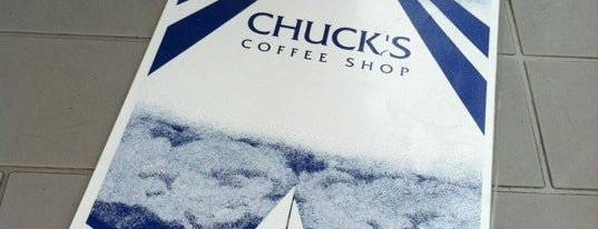 Chuck's Coffee Shop is one of Long Beach Eats.