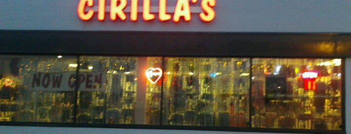 Cirilla's is one of My home.