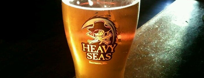 Heavy Seas Alehouse is one of Baltimore City Badge - Charm City.