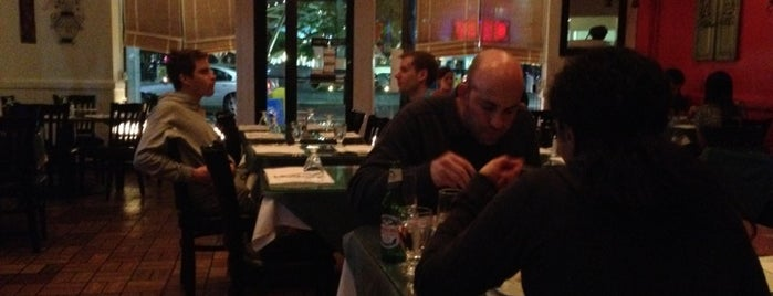 Delhi Club is one of Mike's Favorite Restaurants in DMV.