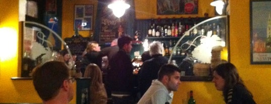 Bistrot Des Halles is one of Nice Place in Biarritz France.