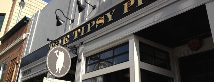 The Tipsy Pig is one of californouze.