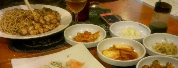 Kiku Garden is one of Fave Foodies.