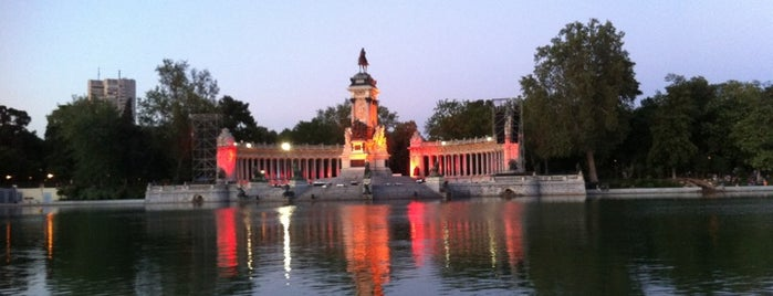 Must-visit Great Outdoors in Madrid