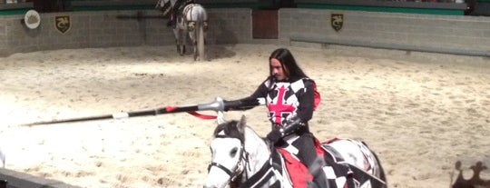 Medieval Times is one of Guide to Myrtle Beach's best spots.