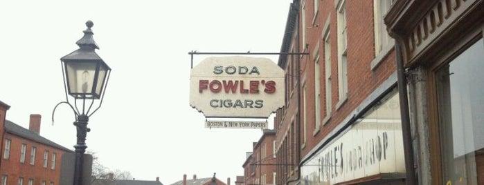 Fowles Restaurant Newburyport Ma