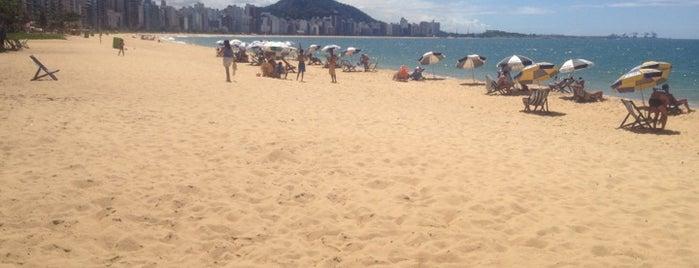Praia da Costa is one of Melhores campos de futebol para peladas em Vitória.