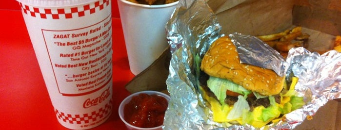 Five Guys is one of My to-do New York.