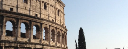 Colosseum is one of Favorite Places Around the World.
