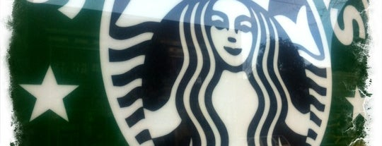 Starbucks is one of Caffeine Fixes.