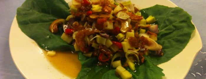 Tmpt best for Alissara thai cuisine