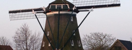 Molen De Slokop is one of Dutch Mills - North 1/2.