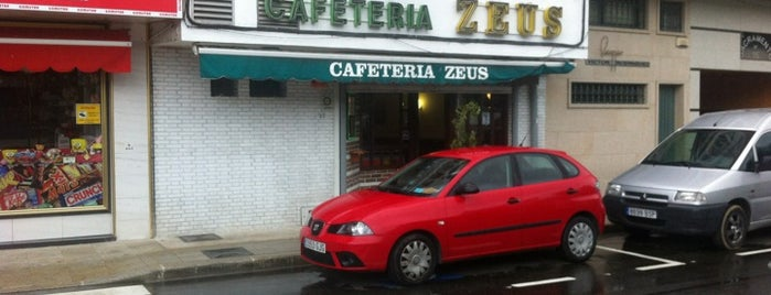 Cafetería Zeus is one of Favorite Nightlife Spots.