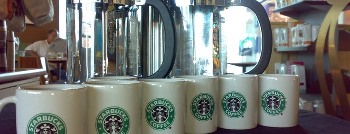 Starbucks (สตาร์บัคส์) is one of Favorite Food.