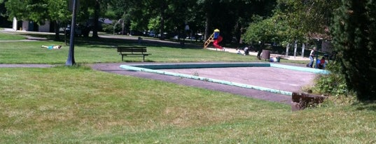 University Park is one of Top picks for Playgrounds.