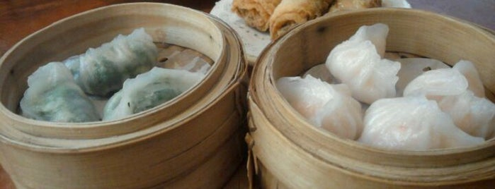 Dim Sum House is one of Places to try.